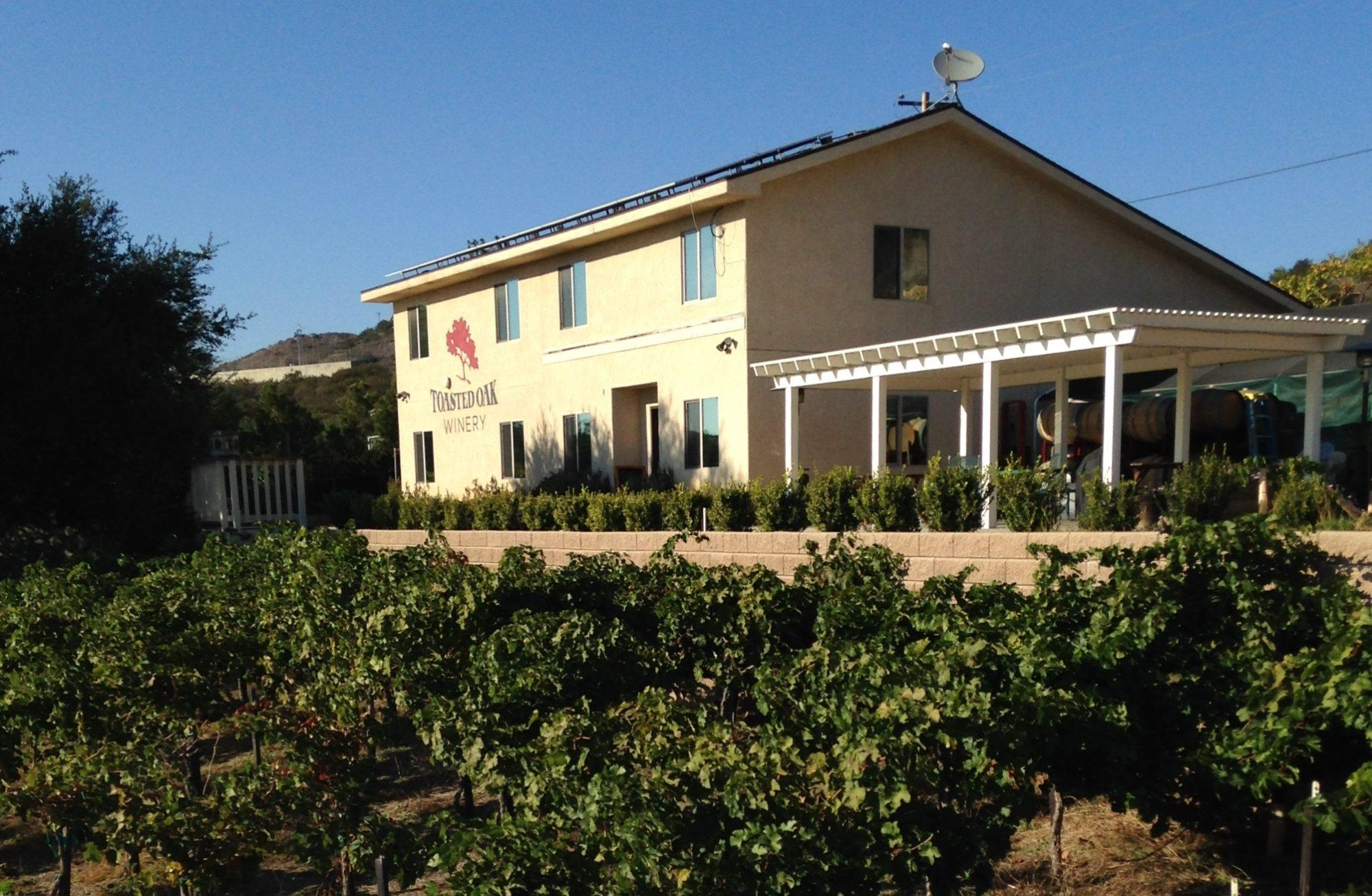 Toasted Oak Vineyards & Winery